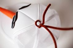 diy toddler olaf costume | My hat is still in perfect condition after the run and drive both ways ...
