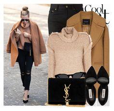 """2043. Blogger Style: Brooklyn Blonde"" by chocolatepumma ❤ liked on Polyvore featuring мода, Oris, Yves Saint Laurent, IRO, Smoke & Mirrors и Steve Madden"