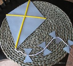 Paper Kite - Kid's Crafts, Games, Recipes & Activities