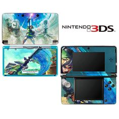 The Legend of Zelda Skyward Sword Decorative Decal Skin by iGiftz, $9.99