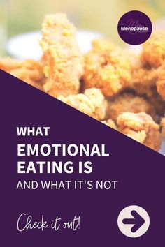 What is emotional eating? | How's your relationship with food? I only ask because I know many women will testify that emotional eating is a challenge they face daily. Find out what emotional eating really is! #emotionaleating #emotionaleatingcauses #emotionaleatinghelp #emotionaleatingtips #emotionaleatingrecovery #stresseating #stresseatingremedies #causesofstresseating #stresseatingremedies Stress Eating, Stress Causes, Menopause Symptoms, Binge Eating, Signs And Symptoms, Remedies, Challenge, Relationship, Shit Happens
