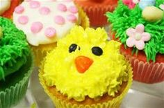 Easter Cupcakes - Bing Images
