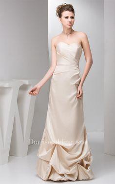 #Valentines #AdoreWe #Dorris Wedding - #Dorris Wedding Sweetheart A-Line Side-Ruched Dress With Pick Up - AdoreWe.com