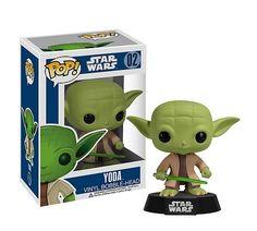 Funko Pop! Star Wars Yoda Vinyl Figure