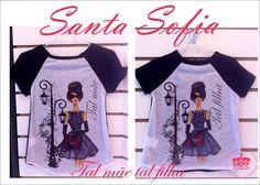 Moda Santa Sofia: Outono inverno  2016 tal mãe tal filha Moda Santa ...