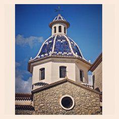 #church #altea #enjoyaltea by @brijohan