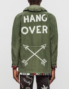 HTC Hollywood Trading Company Hang Over Jacket Ver. 1 (Size S)