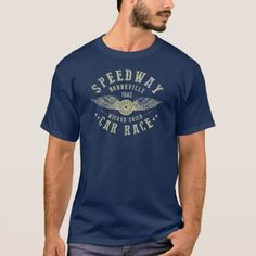 #vintage - #Men's BONNEVILLE SPEEDWAY T-Shirt