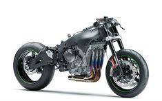 Kawasaki Ninja ZX-10R, KRT edition, sportsbike