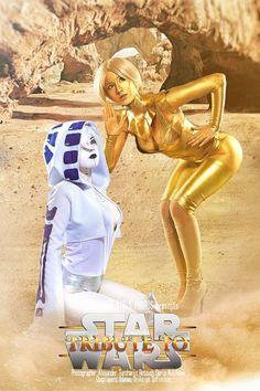 Star Wars - & (Pinup) by GeekGirls Star Wars Mädchen, Star Wars Girls, Photo Repair, Love Stars, Best Cosplay, Amazing Cosplay, Geek Culture, Cosplay Girls, Cosplay Costumes