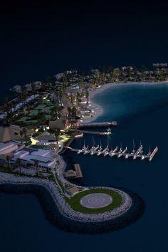 Banana Island Resort Doha By Anantara - Doha, Qatar - The resort is home to a private beach, a marina and a reef.