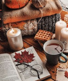 I wish I could take cute pictures like this? I've tried but I don't seem to get good pictures. I wish I could take cute pictures like this? I've tried but I don't seem to get good pictures. Fall Images, Fall Pictures, Cute Pictures, Beautiful Pictures, Snowy Pictures, Book And Coffee, Coffee Shop, Coffee Coffee, Autumn Cozy