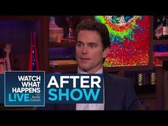 "Matt Bomer On Straight Male Fans Of ""Magic Mike"" - CONAN on TBS - YouTube"