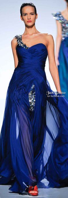 Class never goes out of style. - Jack Guisso - Spring, 2011 Couture