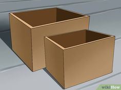 How to Make Concrete Planters (with Pictures) - wikiHow