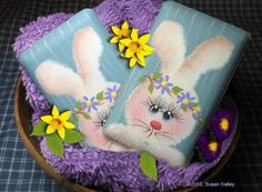 Puddles of Paint ~ View Bunnies 'n Bears Packets
