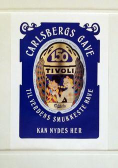 1993 Carlsberg 150 Years Anniversary Beer for by OutofCopenhagen