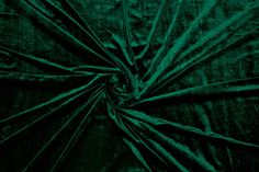Green velvet fabric- Green velvet by the yard- 60 inch fabric width- 1/4 yard- We take wholesale fabric orders