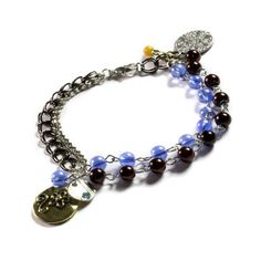 Tamara Bracelet | #DIY Jewelry |  Free Jewelry Patterns | Prima Bead