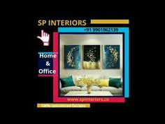 Video from SP Interiors Bangalore Villa Interior Designers