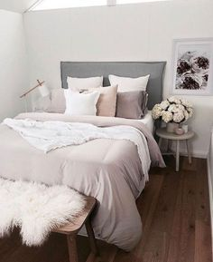 New Apartment College Bedroom Color Schemes Bedding 34 Ideas Dream Bedroom, Home Bedroom, Bedroom Decor, Bedroom Furniture, 1980s Bedroom, Target Bedroom, Bedroom 2017, Bedroom Wall, Bed Room