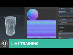 Blender & UE4 | 01 | Live Training | Unreal Engine - YouTube
