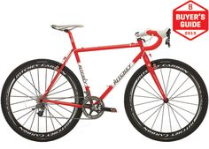 Ritchey SwissCross  http://www.bicycling.com/bikes-gear/reviews/buyers-guide-best-cyclocross-bikes/ritchey-swisscross