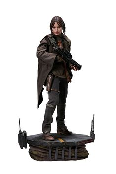 Statuette Star Wars Rogue One Premium Format Jyn Erso 50cm