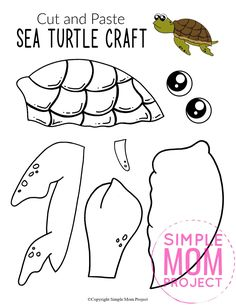 Looking for the best ocean animal crafts for your kids? These easy ocean animal crafts have 20+ fun cut and paste templates to keep toddlers, preschoolers or even big kids amused for hours. Including our popular dolphins, sea turtles, jellyfish, octopus and many more these are sure to be a big hit with your kids for fun craft activities or even homeschooling lessons. Click here to grab these awesome ocean animal craft templates today. #oceananimalcrafts #oceanfriends #underwateranimalcrafts Sea Animal Crafts, Animal Crafts For Kids, Printable Crafts, Free Printable, Ocean Crafts, Sun Crafts, Turtle Crafts, Business For Kids, Creations