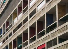 Cité Radieuse von Le Corbusier