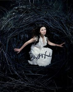 Ginnifer Goodwin Photo Signed In Person - Snow White in Once Upon A Time - Ginnifer Goodwin, Once Upon A Time, Snow White, Signs, Snow White Pictures, Shop Signs, Sleeping Beauty, Ouat, Sign