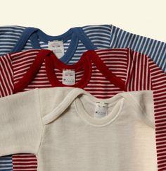 ekologisk kläder baby ull