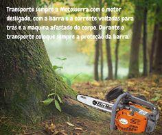 CUIDADOS A TER COM MOTOSSERRAS Cuidado nº 7 #motosserra #oleomac #oleomacportugal #lusomotos #cuidados #dicas #corte