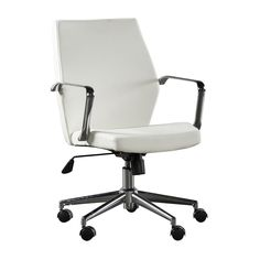 HOLT LOW BACK OFFICE CHAIR - Shop Sale - HD Buttercup Online – No Ordinary Furniture Store – Los Angeles & San Francisco