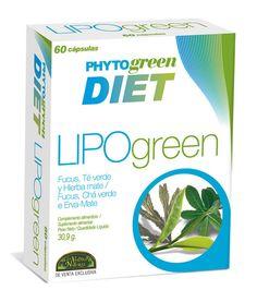 #PLANTASQUECURAN Lipogreen, a base de fucus, té verde y hierba mate, nos ayuda a movilizar las grasas acumuladas y su transformación en energía. Perfecto para comenzar una saludable semana. #FelizLunes #PlantasQueCuran