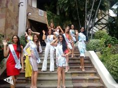 Miss Venezuela Antonella Massaro Posando para la Prensa en Bolivia.. participando en Reina Hispanoamericana 2016 by Antoni Azocar..