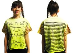 - ASCII Catz by Kayla Mattes, an american textile...