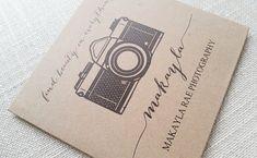 Photography Portfolio Kraft DVD Sleeves  Wedding von BrossieBelle