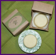 Lotion bar packaging