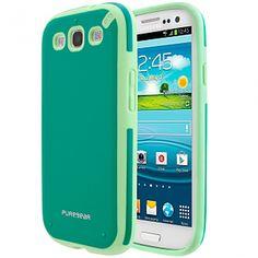 #PureGear Slim Shell Case for #Samsung Galaxy S III, Pistachio Mint $22.99 From #DayDeal