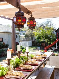 Highlights from Yard Takeover - Mediterranean Makeover in California --> http://www.hgtvgardens.com/photos/decorating-photos/hgtv-yard-takeover-backyard-transformation-california-dreaming?soc=pinterest