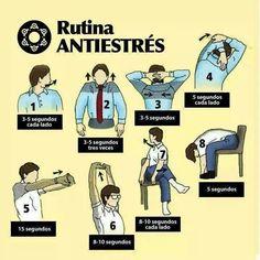 Rutina anti-estrés
