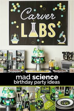 A Boy's Laboratory S