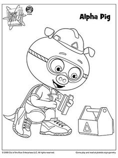 get our free super why coloring pages for hours of creative fun