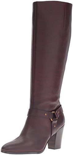 Lauren  Ralph  Lauren  womens  fareeda  boot  tan  veg  tumbled  pull  up