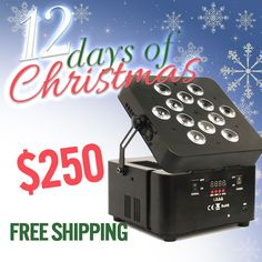 Today's special!!! The powerful long-lasting Battery Wireless uplight for all the your special events. Visit Us or Give Us a Call  www.rashaprofesional.com (951)654-3585 #rashaprofessional #letslightupyourworld #uplight #christmas #sale #special #lighting