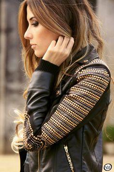 Look do dia / Fashion Coolture #lookdodia #ootd #allblack #statementjacket