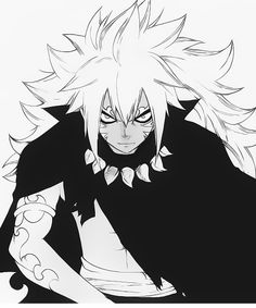 Acnologia in his human form