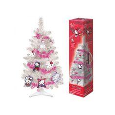 Sapin de Noël Hello Kitty