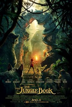 Watch The Jungle Book (2016) Movie Online Free